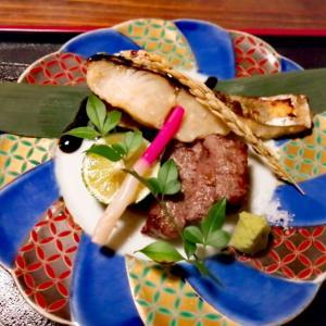 〈温石 左近太郎 本店〉秋の贅沢コースディナー@木屋町三条