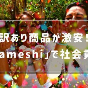 訳あり商品を激安で買える通販「Otameshi」【募金&社会貢献もできる】