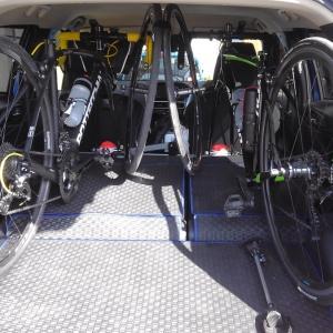 ロードバイクを車載できる5ナンバーの小さいミニバンが欲しい!