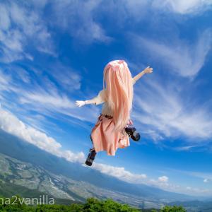 #陣馬形山 でドール撮影してきましたよ~!6月15日現在の陣馬形山の状況について