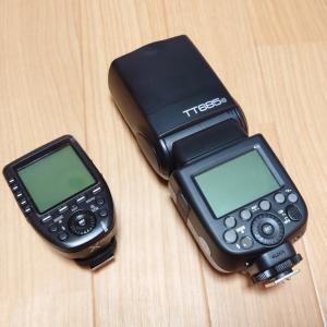初心者による初心者のためのGODOX製ストロボ「TT685」「XPro」レビュー(オリンパス/パナソニック マイクロフォーサーズ用)