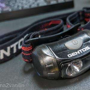 【レビュー】キャンプ用のヘッドライトではコレを買っておけば間違いなし!GENTOS(ジェントス) LEDヘッドライト CP-095D