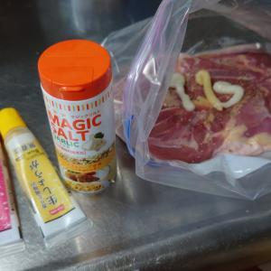 【ズボラ飯】電子レンジだけで作るローストチキン【時短料理】