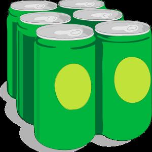 断酒すればアルミ缶ゴミの心配はないのだ!