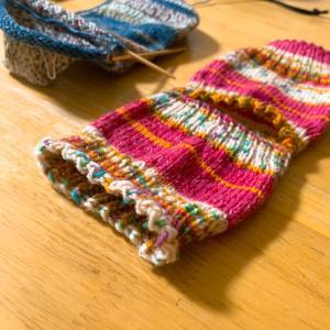 編みマス刺しマス