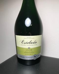 チリワインのおすすめ2000円 ミゲル・トーレスのブリュット