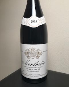 ブルゴーニュ3000円台ワイン ポール・ガローデのモンテリー