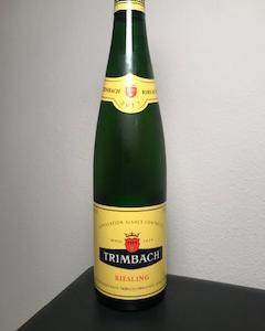 アルザスワインのトリンバック 2000円台の美酒リースリング