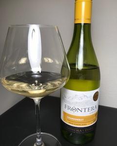 ファミマのおすすめチリワイン 美味しいフロンテラ・シャルドネ
