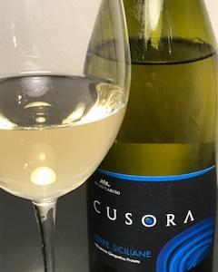 シチリアワイン シャルドネ&ヴィオニエのリッチなキュソラ