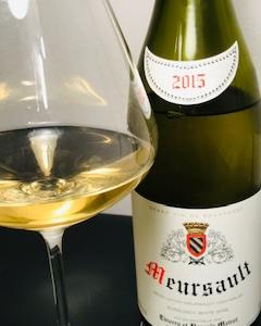 ブルゴーニュの奥行きのある白ワイン マトロのムルソー2015