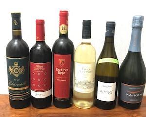 エノテカのおすすめワインセット『ベストセラーワイン6本セット』