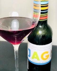 スロバキアワインのヤグネット・フランコフカ・モドラ