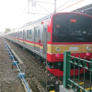【SFC修行2020】ジャカルタ1泊2日滞在記 その2 KRLコミューター乗車とマンガライ駅からスカルノハッタ国際空港への行き方