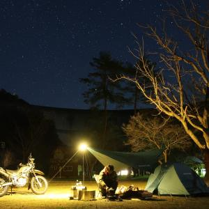 【奈良県】下北山スポーツ公園キャンプ場の星空