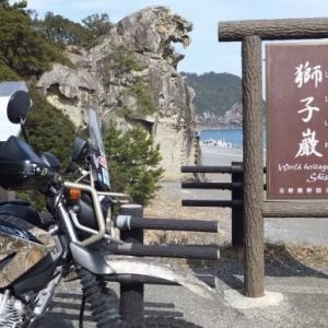 【三重県】熊野灘沿岸を散策ツーリング