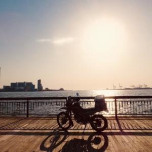 【大阪府】大阪モーターサイクルショーからの天保山〜ダイヤモンドポイントツーリング