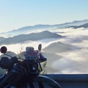 【奈良県】絶景!野迫川村の雲海ツーリング