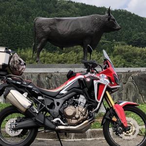【兵庫県】但馬牛を食らうキャンプツーリング