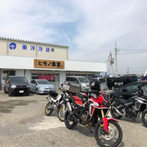 【三重県】ヒモノ食堂〜ライダースカフェ  ツーリング