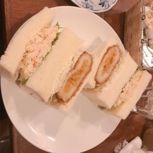 大通駅地下内の超人気サンドイッチ店、さえらの待ち時間やおススメメニューを紹介