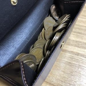 【Whitehouse Cox】三つ折り財布の収納力を調べてみた(・´з`・)
