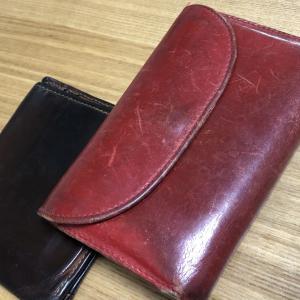 【Whitehouse Cox】三つ折り財布を使いたい!でも収納力が足りない。。。という方に!!