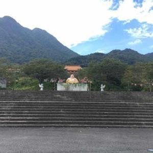 台湾のお寺を参拝