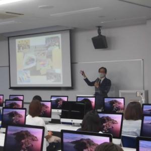★7/11 岡星 オープンキャンパス「学び体験」講義
