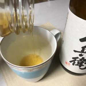 蜂蜜日本酒🍶んまいっ😊