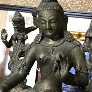 まったり堂の仏像さん(チベット仏)