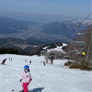 娘さんのスキースキルについて (成長についてその2)