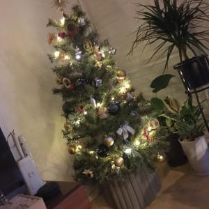 スタジオクリップのクリスマスツリーと類似のニコアンドのツリーが70%オフ