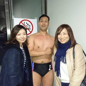 餃子レディ「ランズエンドプロレス」伊香保京介さんに会いに行く
