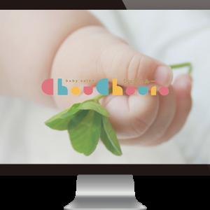 Baby salon 新規ホームページ