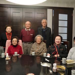 建成小学校で学んだ台湾人の小さな「同窓会」