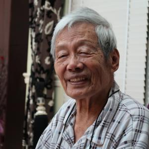 戦争の「あさましさ」を語り継ぐ歴史の証言者・蕭錦文さん