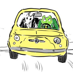30からの運転免許合宿!