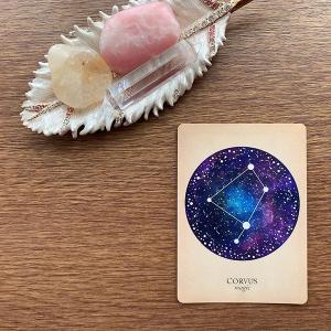 CORVUS【magic】からす座 Compendium of Constellations日本語の解釈(28/90)