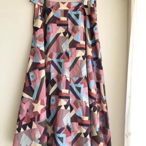 【自分服】初めての、ロングスカート