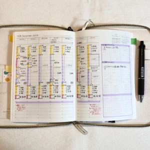 【CITTA手帳】先週の振り返り。