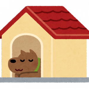 【DIY】犬小屋を作成してみた
