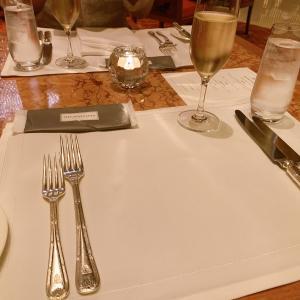 【週末デート】ANAマイルでザ・ペニンシュラ東京でディナー