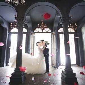 BRIDAL PHOTO STUDIO LUXEでのブライダルフォト撮影 当日編【コロナ禍での結婚】