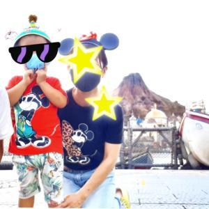 ディズニーシー行ってきました(☆∀☆)