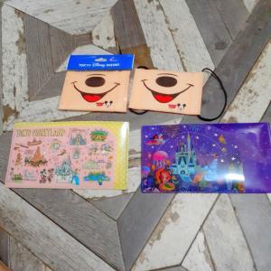 待ってました!再販されたミッキーマスクとカラフルなマスクケース