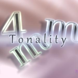 [4mm]Tonality.