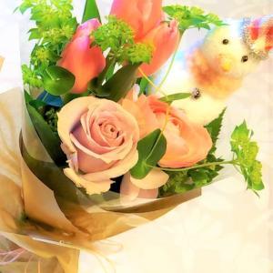 お花を贈って幸せ気分♪横浜フラルージュアンで買った2つのブーケ