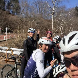 【ロードバイク】補給は大切!!実業団レーサー達を風張&鶴峠を走った結果