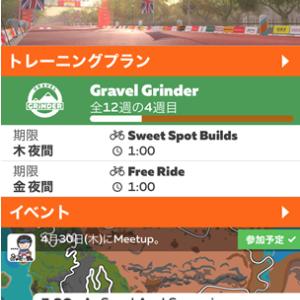 【Zwift】ミートアップやイベント参加方法とCompanionアプリの使い方_前編